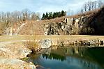 Teich im ehem. Steinbruch