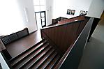 Treppenanlage in der ehem. Kommandantur