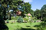 Garten der ehem. Kommandantenvilla